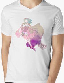 Terra Branford Mens V-Neck T-Shirt