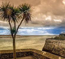 Storm Clouds over Aberdovey by mlphoto
