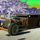 1925 Dodge 4 Door Sedan Rat Rod by TeeMack