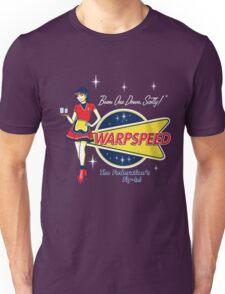 Warpspeed Federation Fly-In Unisex T-Shirt