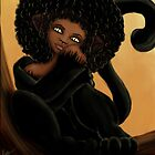 Black Panther by Shakira Rivers