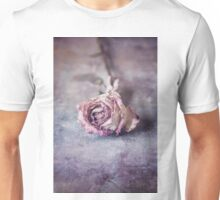 Faded Rose Unisex T-Shirt