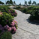 Beautiful Lakeside Garden by kkphoto1