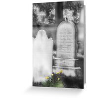 Life Reborn-St Augustine, Florida Greeting Card