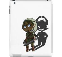 Lonk and Minda - LoZ Twilight Princess iPad Case/Skin