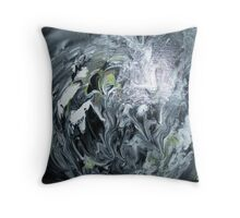Clean up Throw Pillow