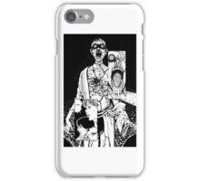 Panic iPhone Case/Skin