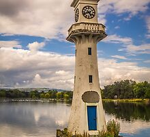 Roath Park Lighthouse by mlphoto