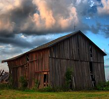 Barns of Ohio by Mariano57