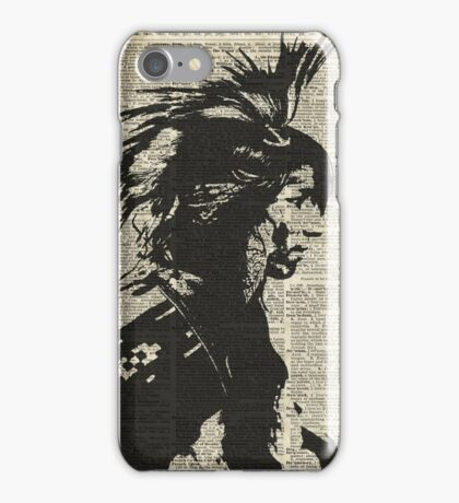Indian,Native American,Aborigine iPhone Case/Skin