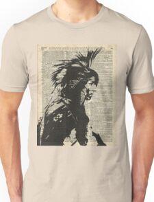 Indian,Native American,Aborigine Unisex T-Shirt