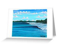 Bay of Plenty Greeting Card