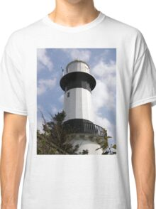 Shrove Light House County Donegal Ireland Classic T-Shirt