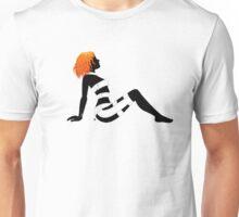 Leeloo Dallas Mudflap Unisex T-Shirt