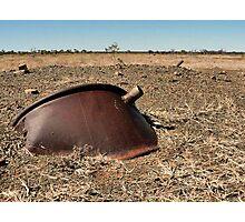 Glenroy Meatworks remains. King Leopold Ranges Western Australia.  Photographic Print