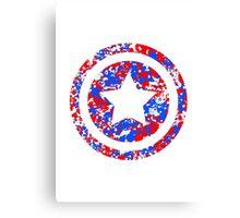 The Captain's Shield Canvas Print