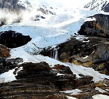 Athabasca Glacier by Luckey7