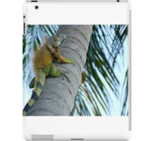Iguana iPad Case/Skin