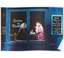 PARIS - Bistrot Poster