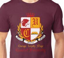 Camelot University (Big, Colour) Unisex T-Shirt