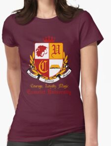 Camelot University (Big, Colour) T-Shirt