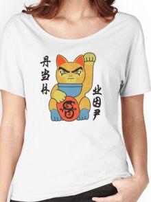 Lucky ThunderCat Women's Relaxed Fit T-Shirt