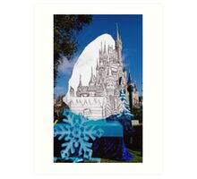 Magic Kingdom Art Print
