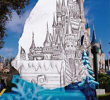 Magic Kingdom by karenaruba