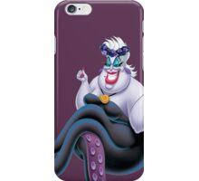Ursula In A Flower Crown iPhone Case/Skin