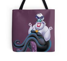 Ursula In A Flower Crown Tote Bag