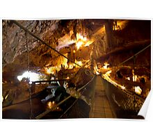 Abercrombie caves NSW  Poster
