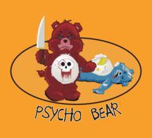 Psycho Bear by Iain Maynard