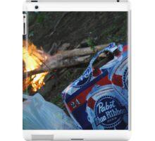 PBR Fire iPad Case/Skin