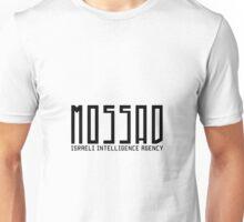 Mossad - Israeli Intelligence Agency Unisex T-Shirt
