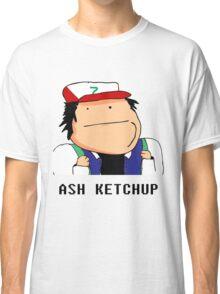 Ash Ketchup Classic T-Shirt