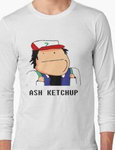 Ash Ketchup Long Sleeve T-Shirt