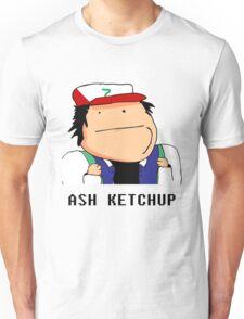 Ash Ketchup Unisex T-Shirt