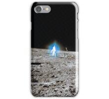 Blue Halo - Alan Bean - Apollo 12 iPhone Case/Skin