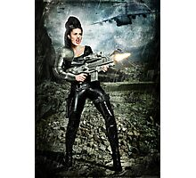 Lycan Slayer Photographic Print