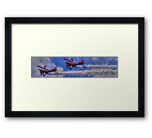 windermere air show 2011 Framed Print