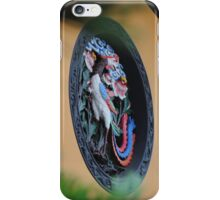 Chinese Peacock iPhone Case/Skin
