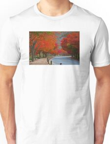 A Red Road Unisex T-Shirt