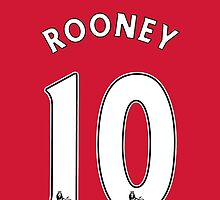 Rooney by ilRe