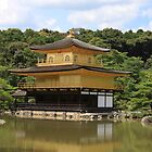 The Golden Pavillion - Kyoto by cbrymnerphotos