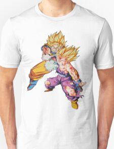 Dragon Ball Z: Goku x Gohan Saiyan T-Shirt