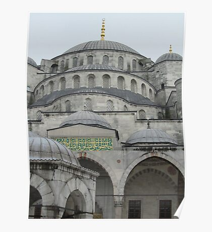 Turkey - Domed Poster