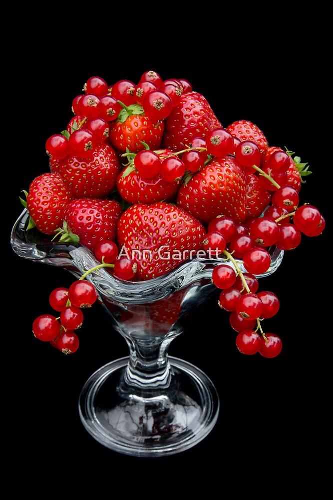 Summer Fruits by Ann Garrett