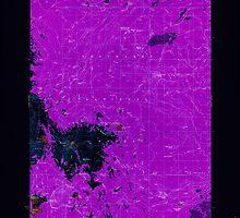 USGS Topo Map Oregon Broken Top 282280 1959 62500 Inverted by wetdryvac