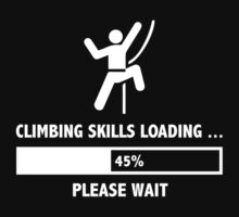 Climbing Skills Loading by FunniestSayings
