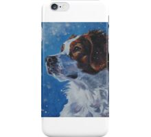 Brittany Fine Art Painting iPhone Case/Skin